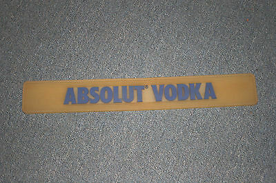 Absolut Vodka Rubber Beer Bar Spill Mat