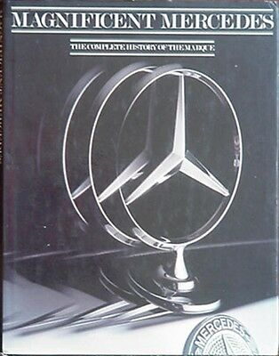 Mercedes History, 1983 (Magnificent Mercedes - Complete History Of The Marque