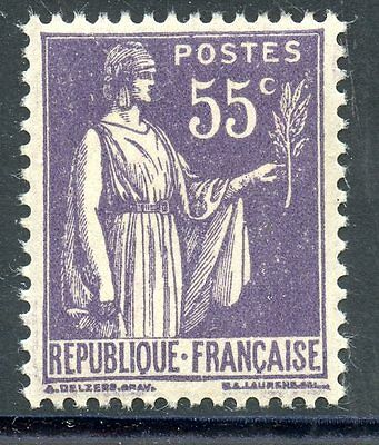 Stamp /  Timbre France Neuf Type Paix N° 363 **