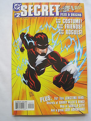 The FLASH 2 : SECRET FILES & ORIGINS ONE - SHOT. Everything you need! DC.1999