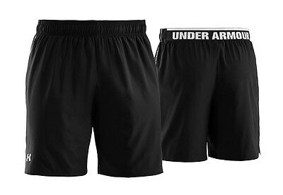 Under Armour Herren Shorts UA Mirage 20 cm Schwarz 1240128