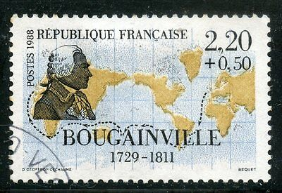 Stamp / Timbre France Oblitere N° 2521 Bougainville