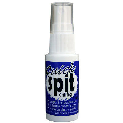JAWS Quick Spit 1 oz. Anti-Fog Spray Formula