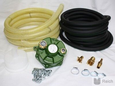 Water pump Power take-off shaft washer ML 20 5m Suction 32.81ft Pressure hose
