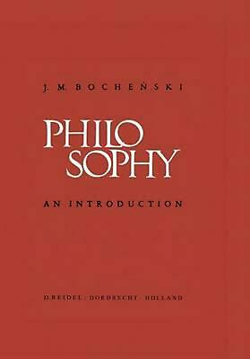 Philosophy: An Introduction by J. Bochenski (English) Hardcover Book Free Shippi