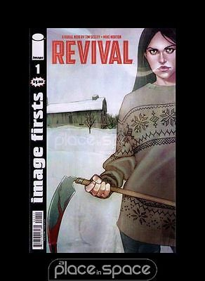 Image Firsts: Revival #1