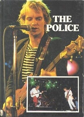 Sting & The Police, 1984 Book