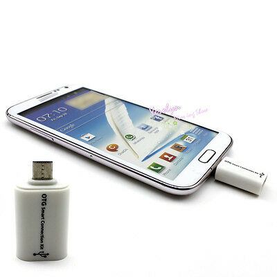 OTG to Micro USB Connection Kit Converter Adapter for Samsung S3 LG Nexus7 HTC