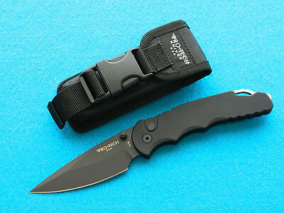 Protech Tactical Response 4 Folding Knife! Awesome Folder w/ 154 CM Steel Blade!
