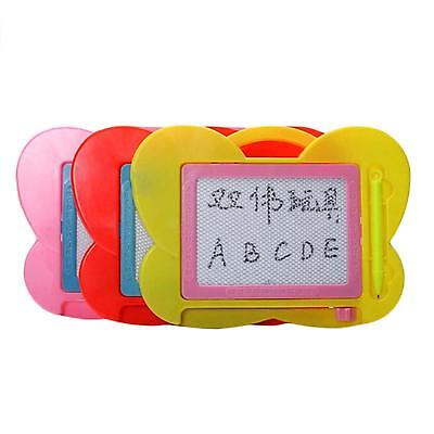 Bowknot Design Preschool Stationery Kid Child Drawing Writting Magnetic Board