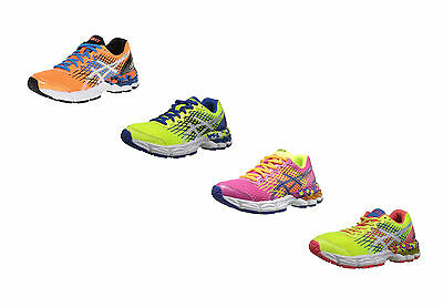 9d7bbfffbe59 ASICS YOUTH   Kids GEL Nimbus 17 GS Athletic Lace Up Running Shoes ...
