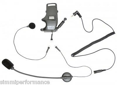 SENA SMH10 CLAMP KIT SMHA0304 For Earbuds with Attachable Boom & Wired Mic