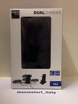 Dual Charger - Carica Batterie Dualshock (Sony Ps4) Nuovo New