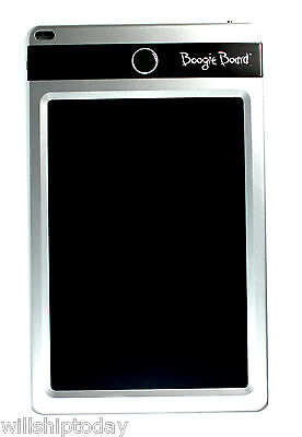 Boogie Board  Jot LCD Writing Tablet Black 8.5-Inch E-Writer Pad NO RETAIL BOX