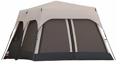 14x10-Feet Blue OpenBox Coleman Accy Rainfly Instant 8 Person Tent Accessory