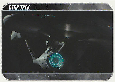 2014 Star Trek Movies Case Topper Trading Card CT1