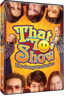 THAT '70S SHOW 1-8 (1998-2006): COMPLETE Comedy TV Season Series - NEW R1 DVD
