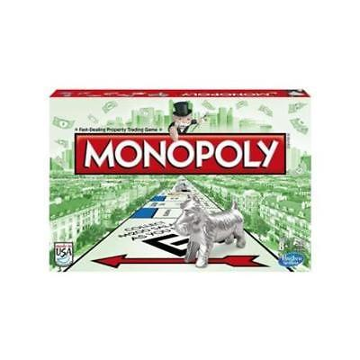 NEW HASBRO MONOPOLY BOARD GAME CAT PIECE EDITION ages 8+ 00009
