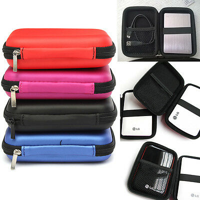 2.5'' Carry Case Cover Pouch Bag For USB External Hard Disk Drive HDD PC Laptop