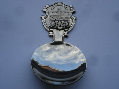 Xiv Olympiad London 1948 Souvenir Caddy Spoon