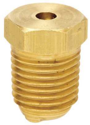 CONTROL DEVICES CS25-100 Cold Start Valve, 1/4 in., Brass