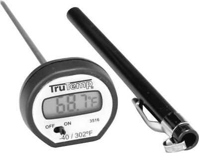 """TAYLOR 3516 5"""" LCD Digital Chef Thermometer with -40 to 302 (F)"""