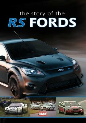 FORD RALLYE SPORT (2011) - THE STORY OF THE RS FORDS - 114 minutes - Rg Free DVD