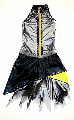 Ice Dance Competition Skating Dress Elite Xpression One Of A Kind Am