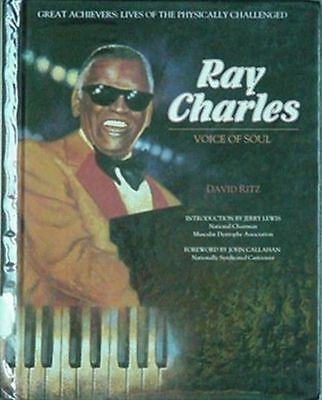 Ray Charles Biography (Voice Of Soul) 2001 Book