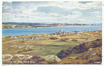 Isle of Iona from Duni