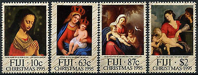 Fiji 1995 SG#934-7 Christmas MNH Set #A87205