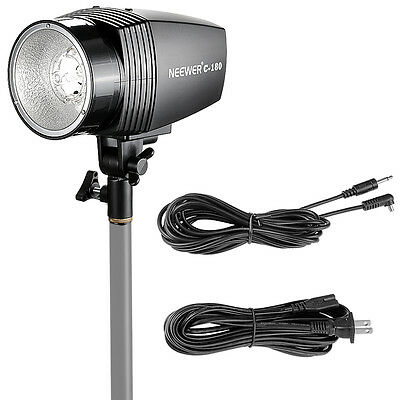 Neewer 180W Speedlite Strobe Light for Studio,Location and Portrait Photography