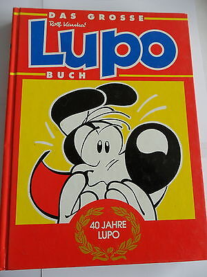 1x Comic - Das Große Lupo Buch (40 Jahre Lupo)