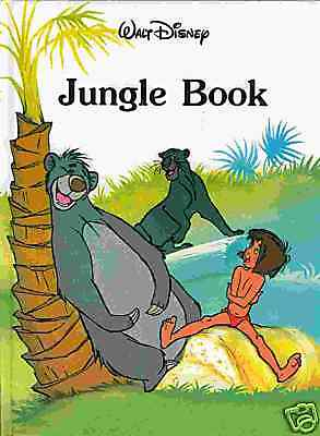 Disney Classic Series: Jungle Book (HC, USA)