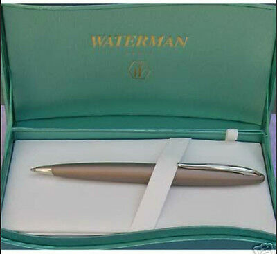 Waterman Carene Islands Sand Ballpoint Pen New In Box