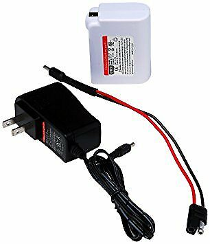 CoolShirt 5005-0001 Lithium Ion Battery Kit with Charger & Connector LITH-Kit