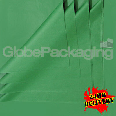 1000 SHEETS OF TURQUOISE ACID FREE TISSUE PAPER 500mm x 750mm, 18gsm *QUALITY*