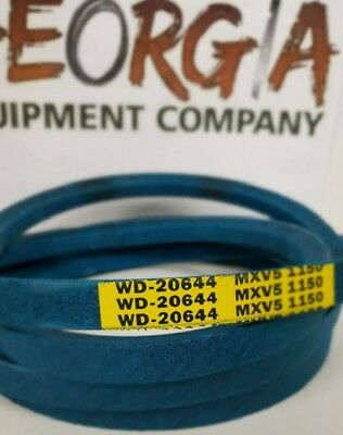 Woods 20644 Heavy Duty Kevlar Belt For Woods Finsihing Mowers Rm550 Rd60 Rdc54