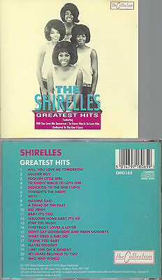 Cd-The Shirelles Greatest