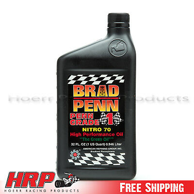"Brad Penn NITRO70 ""NITRO"" 70 High Performance Oil"