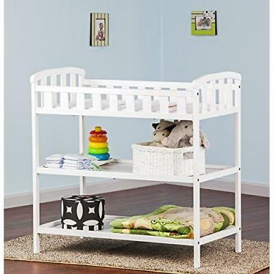 Dream On Me Emily Changing Table, White New