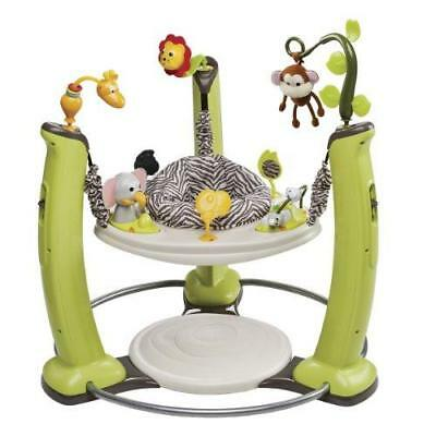 Evenflo ExerSaucer Jump and Learn Jumper, Jungle Quest New