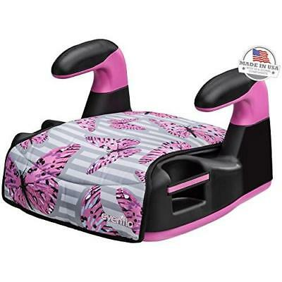 Evenflo AMP Select Car Booster Seat, Butterfly New