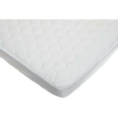 American Baby Company Quilted Waterproof Fitted Cradle Mattress Cover New