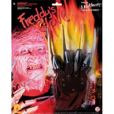 Nightmare on Elm Street Freddy Glove New