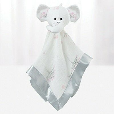 Aden + Anais Classic Musy Mate Lovey - Elephant For the Birds Owl