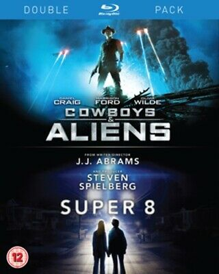 Cowboys and Aliens/Super 8 Blu-ray (2012) Olivia Wilde