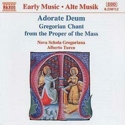 CD GREGORIAN CHANT - THE CHOIR OF THE CARMELITE PRIORY