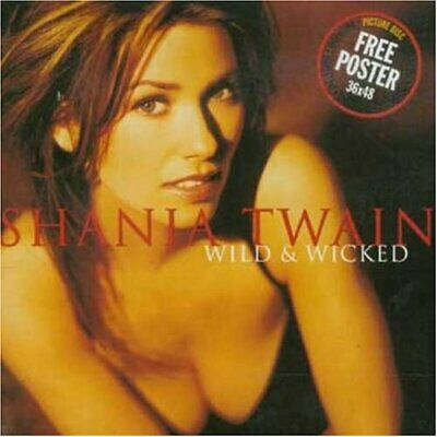 Twain, Shania : Wild and Wicked -12tr- CD Highly Rated eBay Seller, Great Prices
