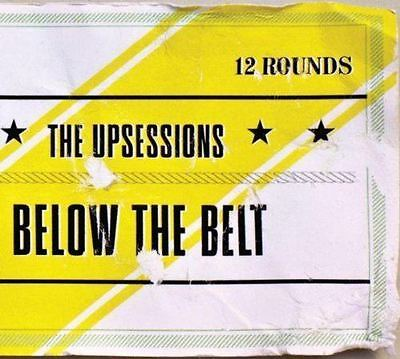 UPSESSIONS - Below The Belt - Digipack CD*Skinhead Reggae*